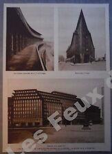 Document Photo Maison Chile Hambourg architecte Hoger 1927