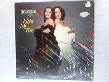 Light My Fire LP (Baccara - 1978) PL 28330 (ID:15584)