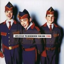 """INXS """"WELCOME TO WHEREVER YOU ARE(2011 REMASTER) CD NEW!"""