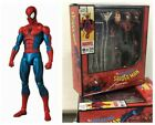 Mafex No. 075 Marvel The Amazing Spider-Man Comic Ver. Action Figure New In Box For Sale