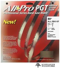 "Olson All-Pro Band Saw Blade 80"" inch x 1/2"", 3 TPI, 12"" Craftsman 137.224320"