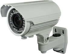 License Plate IP Camera Sony 2.24MP 1080P 5-50mm Lens 200 Feet IR LED Distance