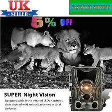 Suntek HC801A Hunting Wild Camera IP65 Photo Trap 1080P 16MP 0.3s Shutter UK-ME3