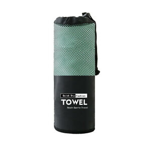Microfibre Towel Quick Dry Travel Extra Large Bath Camping Sports Beach Gym P3