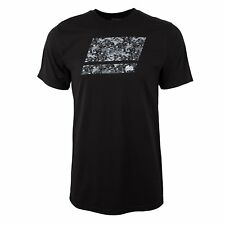 Abu Garcia Icon Camo T-Shirt New with Tags Black Color (Size : Large)