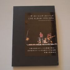 ROLLING STONES - LIVE ALBUM 1990-2006 - 2007 JAPAN BOOK LTD. EDITION 2500 COPIES
