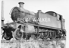 BRITISH RAIL RAILWAY STEAM PHOTO 1960'S - 4575 CLASS 5508 SOUTHALL SHED 1965