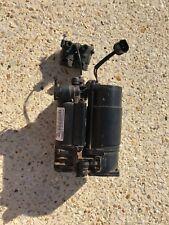 land rover suspension air compressor & control valves