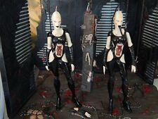 "NECA Hellraiser Wire Twins Figures Loose 7"" Reel Toys Series one 2003"