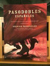 Pasodobles españoles recueil pour piano de pièces espagnoles partition