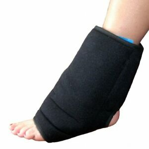 Foot and ankle compression wrap
