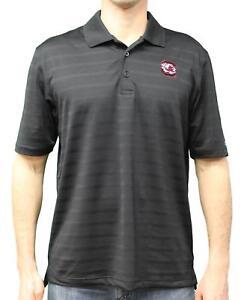 "South Carolina Gamecocks NCAA Champion ""Trophy"" Men's Textured Polo Shirt"