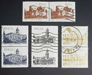 South Africa: Architecture selection; fine used pairs