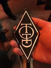 Temple Of The Dog Official Show Sticker Rare Sold Out First Ever Tour Pearl Jam