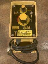 LMI Milton Roy A151-95S Indoor/Outdoor Electromagnetic Dosing Pump 1GPH 110PSI