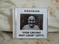Kasabian - For Crying Out Loud - CD - Deluxe -Album  -New -Free uk P&P