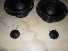 Boston 6.0 coppia di mid-woofers  + coppia di tweeters Boston made in USA