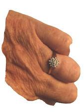 Vintage Diamond Ring Fully Hallmarked