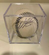 Dellin Betances Signed Baseball New York Yankees Mets Autograph with ball cube