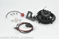 NEW Trail Tech Digital TTV Cooling Fan Kit FITS Honda 04-15 CRF 250 / 450 X