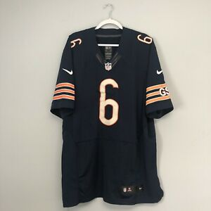 Jay Cutler Chicago Bears Nike NFL On Field Jersey Size Men's 52