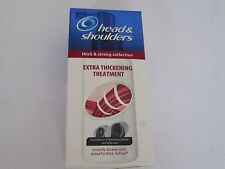 HEAD & SHOULDERS THICK & STRONG COLLECTION EXTRA THICKENING TREATMENT 50ML NEW