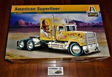 US LKW Truck American Superliner   in 1:24 Italeri 3820 Neu