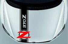 Car Racing Rally Stripes 16''x47'' Hood decal for 370Z Vinyl Motor sticker CG370