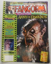 Fangoria Magazine Army Of Darkness & Alien 3 No.115 August 070815R
