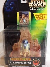 R2-D2 (ARTOO-DETOO) ELECTRONIC POWER F/X STAR WARS CLONE WARS