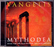 Mythodea vengelis Jessye Norman Kathleen Battle Nasa Missione 2001: Mars Odyssey