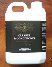 Leather Forever Leather Cleaner & Conditioner cream restorer Car, Sofa, 2 Litre