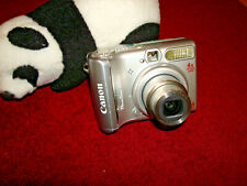 Canon PowerShot A 540 Silver 6.0MP Digital Camera