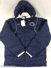 Nike Team Men's Jacket Penn State New with Tags Navy Blue Size Small S