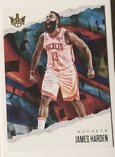 2019-20 Panini Court Kings James Harden SP base #1 Just Pulled - MINT 🔥