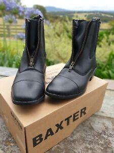 Baxter riding Boots