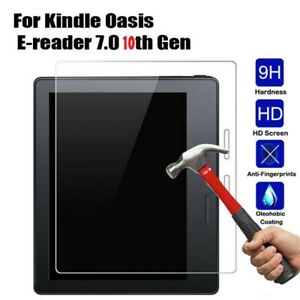 """TEMPERED GLASS SCREEN PROTECTOR COVER FOR AMAZON KINDLE OASIS 7"""" 2019"""