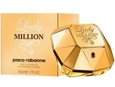 PACO RABANNE Lady Million EDP 50ml Womens Perfume Spray Eau De Parfum