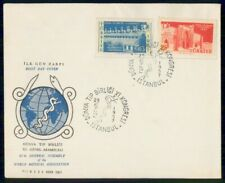 MayfairStamps Turkey 1957 World Medical Association First Day Cover WWG9127