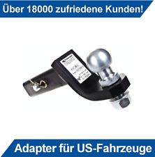 Buick Enclave Anhängerkupplung Adapter für US-Fahrzeuge Standard 50x50mm AHK
