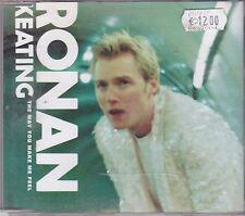 Ronan Keating-The Way You Make Me Feel Promo cd single