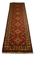 "Oriental rug runner Fine Kargai Afghan size 2' 9""  x 9' 7"" #3056"