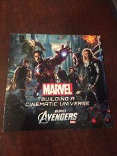 NEW The Avengers Target Bonus DVD Disc Building A Cinematic Universe Marvel Thor