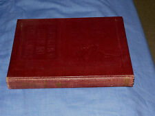 Garden Trees And Shrubs In Australasia 50s Vintage Harold Sargeant Embossed Book