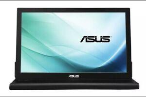 "ASUS MB169B+ 15.6"" FHD IPS Monitor 15.6"" Display IPS Panel 1920x1080 Resolution"