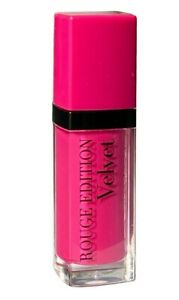 Bourjois Matte Finish Lip Gloss Pink Pong 06 24h Hold Extreme Comfort 7.7ml