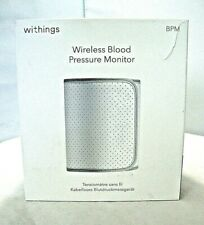 Withings BPM Wireless Blood Pressure Monitor Medically Accurate FSA-Eligible