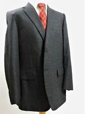 Mabro Loro Piana  Mans Jacket Black Super 120 Wool UK 46 EU 56 Exquisite Unworn