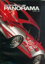 1995 Porsche Panorama Magazine: Porsche 911 Racer/GT2 Weapon