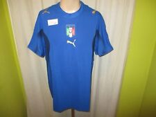 "Italien ""FIGC"" Nr.471 Original Puma EM Qualifikation Trikot 2006-2007 Gr.XXL Neu"
